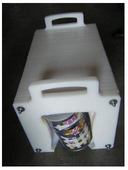 奶粉翻罐器